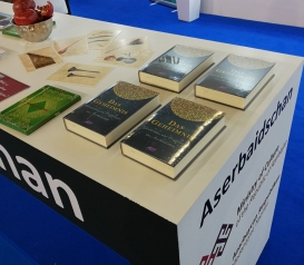 Short Stories from Azerbaijan Launched at Frankfurt Book Fair